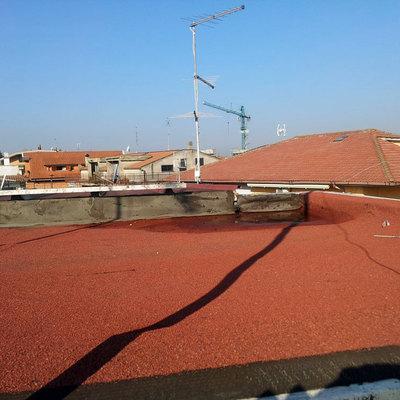 Impermeabilizzazione terrazzo condominiale ca 110mq ...