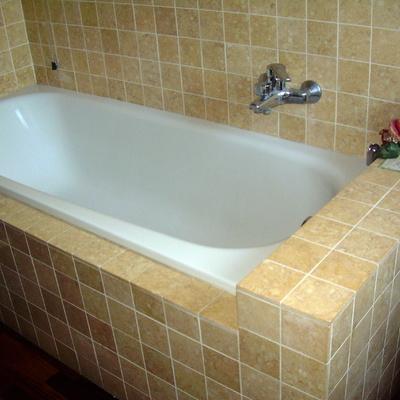 Sosttituzione vasca con box doccia e risistemazione bagno azzago verona habitissimo - Box doccia su vasca da bagno ...