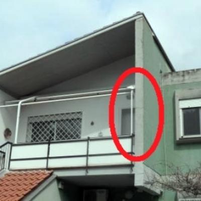 Sanare crepa di assestamento sul muro lato interno balcone for Interno 1 ostia