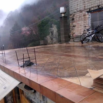 Livellare e impermeabilizzare terrazzo meco genova habitissimo - Impermeabilizzare il terrazzo ...