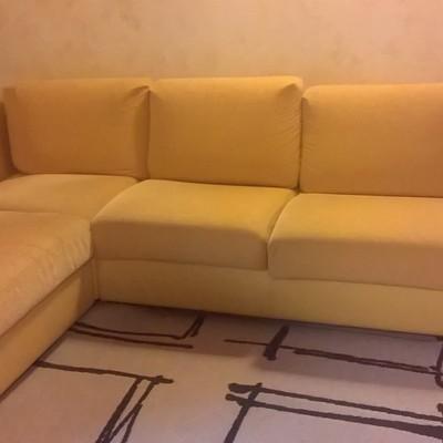 Rifacimento rivestimento cuscini divano lissone monza e - Tappezzare divano ...