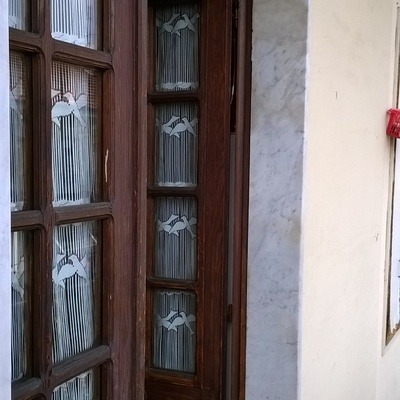 Installazione cancello per protezione ingresso abitazione - Cancello porta ingresso ...