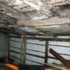 Demolizione capanno di legno e ricostruzione per adibizione a box auto