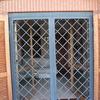 Restauro persiane lunghe(porta-finestra) legno