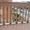 Sostituzione ringhiere balcone