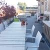 Piantumare terrazzo, sistemare irrigazione