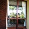 Cambiare porta finestra a doppia anta con una scorrevole