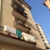 Frontalino balcone genova