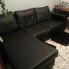 Rifoderare divano 2 posti in ecopelle