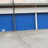Portone bascolante per garage