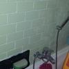 Box doccia tre lati con apertura angolare