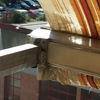 Sostituzione telo tenda sole esterna balcone
