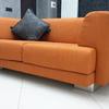 Cambio di colore dei divani