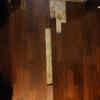 Piccola riparazione parquet