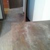 Rifare tutto il pavimento di un piccolo appartamento