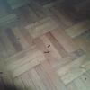 Levigatura parquet in una sala di 4. 50 x 3. 50
