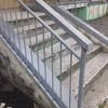 Rrivestimento in mattonelle granito con una scalinata