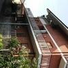 La loggia montaggio/smontaggio e noleggio ponteggi di facciata