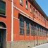 Ripristino facciata di un edificio industriale dismesso