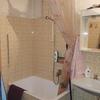 Sostituzione vasca seduto con box doccia a fenile  (gerola alta) (so)