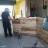 Ristrutturazione banco bar chiosco