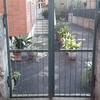 Restauro cancello roma centocelle