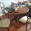 Imbottitura e rivestimento sedie