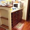 Trasformare cucina da color ciliegio a bianco