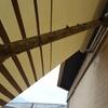 Pulizia balcone e tenda da guano