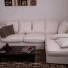 Sostituzione fodera divano e cuscini  con chaise longue