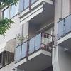 Tenda a caduta per balcone
