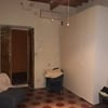 Realizzazione parete con cabina armadio