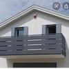 Ringhiera balcone padova