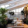 Creazione copertura su veranda esterna