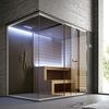 Installare Sauna Prefabbricata