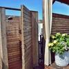 Costruire box doccia in legno come da foto