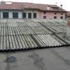 Bonifica tetto in eternit di circa 127mq
