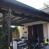 Ristrutturazione tetto cazebo terrazzo
