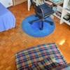 Levigatura e verniciatura parquet 2 stanze di 13,68 mq e 12,24 mq