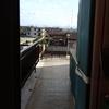 Veranda in pvc balcone roma