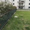 Rete di delimitazione giardino