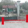 Fornitura e posa di cancello in ferro due battenti