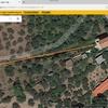 Tracciamento confine per costruzione muro di cinta/contenimento