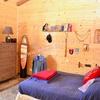 Verniciare pareti in legno di bianco
