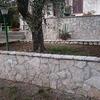 Realizzazione muretto giardino