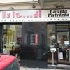 Pulizia facciata, vetrine, insegna negozio