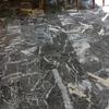 Lucidatura pavimento in marmo
