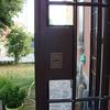 Sostituzione serrature di 2 finestre monoanta e 1 cancello due ante