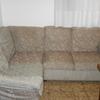 Rifoderare un divano ad angolo a tre posti