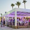 Dehor bioclimatico esterno per ristorante